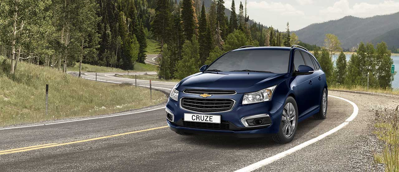 Chevrolet Cruze break, voiture familiale